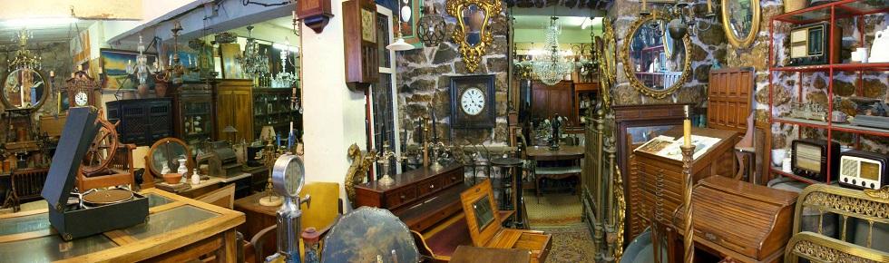 Antig edades la txatarreria brocante compra venta objetos - Compra muebles antiguos ...